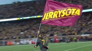 The Jerrysota Golden Gophers!