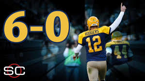 6-0...it felt so great! While there were signs of struggles on offense, the winning definitely hid some of those issues. Going into the bye week at 6-0, everything seemed to be falling into place for a spot in Super Bowl L.