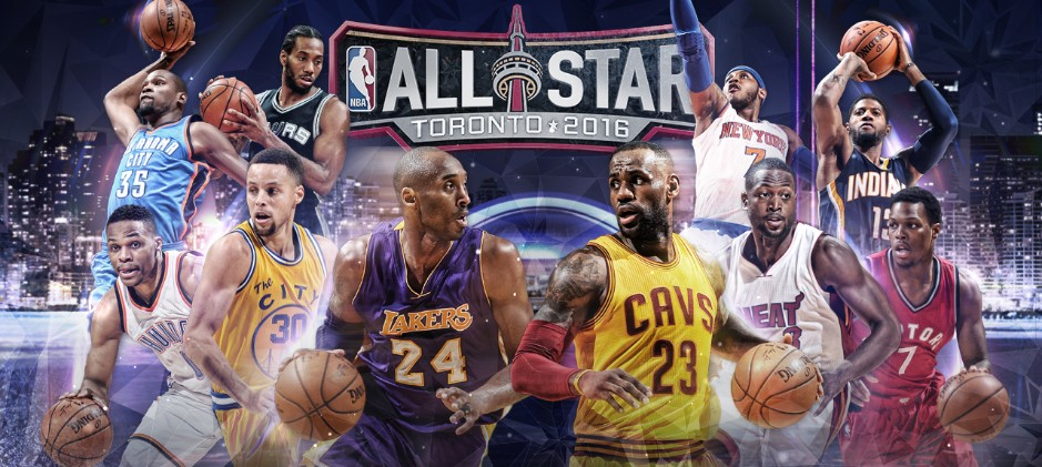 NBA All-Star Weekend…